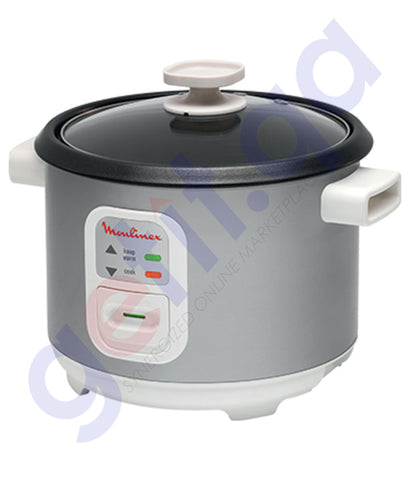 Buy Moulinex Rice Cooker 600w MK111E27 Online in Doha Qatar