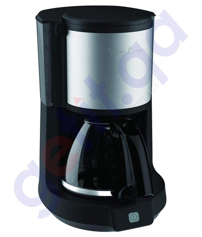 Buy Moulinex Coffee Maker Black FG370827 Online Doha Qatar