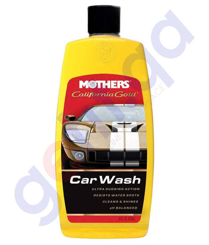 Buy Mothers California Gold Car Wash 16oz Online Doha Qatar