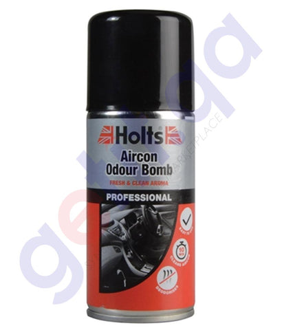 Buy Holts Aircon Odour Bomb Cleaner 150ml Online Doha Qatar