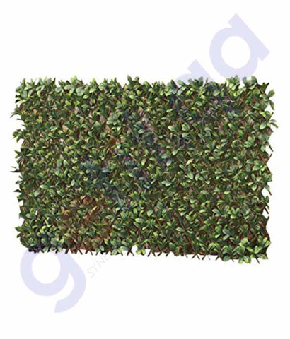 Buy 1Mx2M Garden Willow Fence Leaves 572-1 Price Doha Qatar