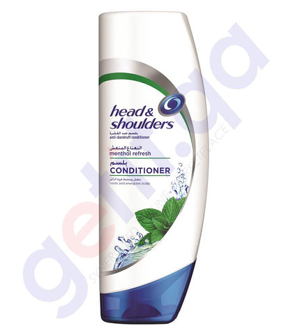 HEAD &  SHOULDER CONDITIONER REFRESHING MENTHOL 360ML PE053-0