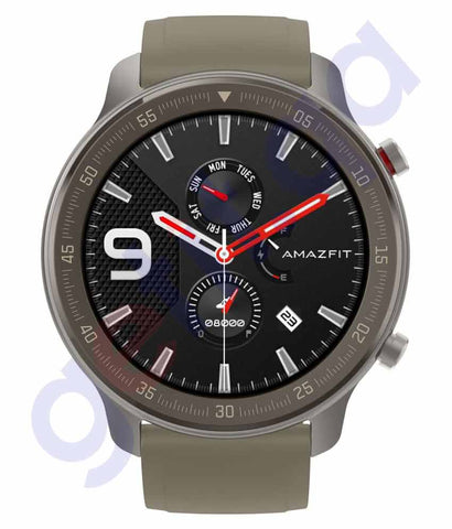 Buy Amazfit GTR 47mm Smartwatch Titanium Price Online in Doha Qatar