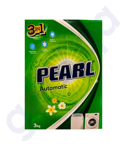 PEARL 3 KG AUTOMATIC WASHING POWDER