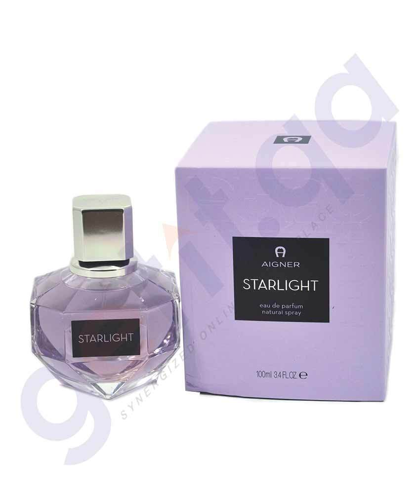 check out 100% high quality hot products AIGNER 100ML STARLIGHT EDP FOR WOMEN