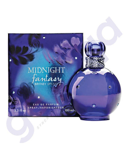 PERFUME - BRITNEY SPEARS 100ML MIDNIGHT FANTASY EDP FOR WOMEN