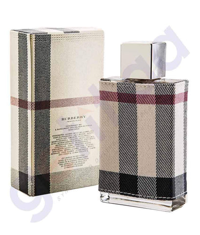 PERFUME - BURBERRY 50ML LONDON OLD EDP FOR WOMEN