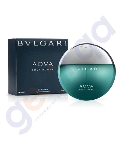 PERFUME - BVLGARI 100ML AQUA MALE EDT PERFUME