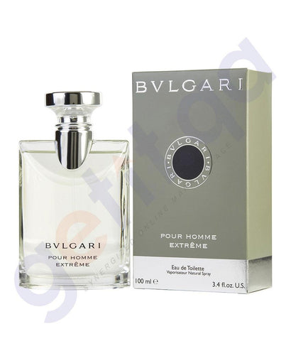 PERFUME - BVLGARI 100ML POUR HOMME EXTREME EDT FOR MEN