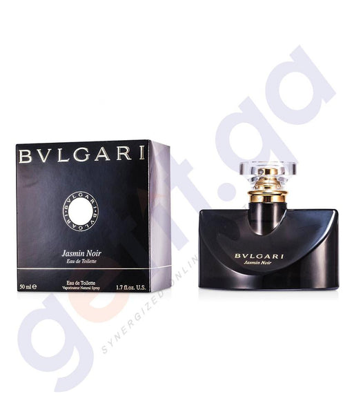 PERFUME - BVLGARI 50ML JASMIN NOIR EDT FOR WOMEN
