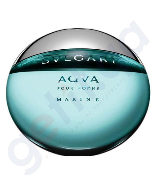 PERFUME - BVLGARI AQUA MARINE EDT 100ML FOR MEN