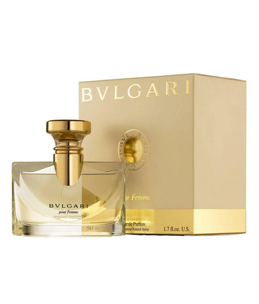 PERFUME - BVLGARI POUR FEMME EDP 50ML FOR WOMEN