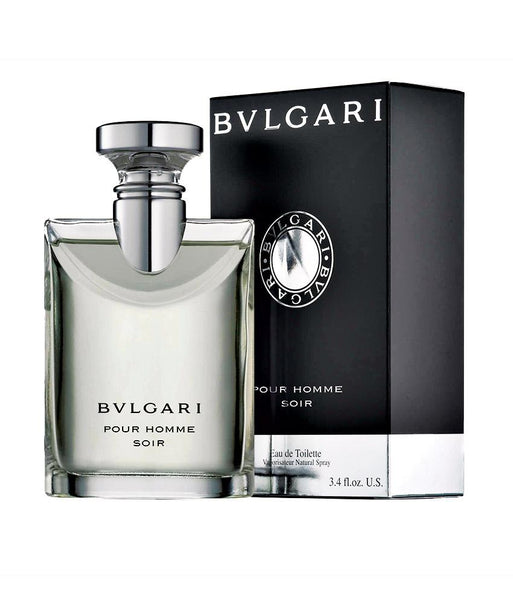 PERFUME - BVLGARI SOIR EDT 100ML FOR MEN
