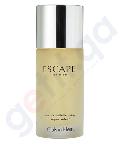 PERFUME - CALVIN KLEIN ESCAPE EDT 100ML FOR MEN