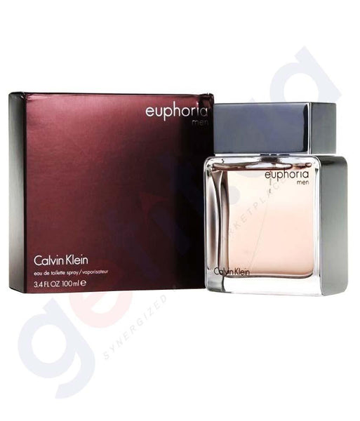 PERFUME - CALVIN KLEIN EUPHORIA EDT 100ML FOR MEN