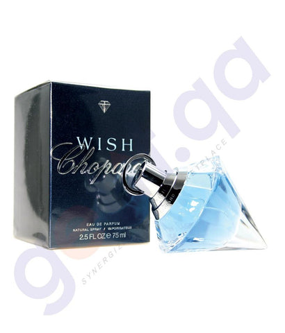 PERFUME - CHOPARD 75ML WISH CHOPARD EDP FOR WOMEN