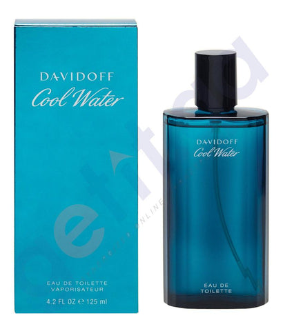 PERFUME - Davidoff Coolwater For Men 125ml -  Eau De Toilette