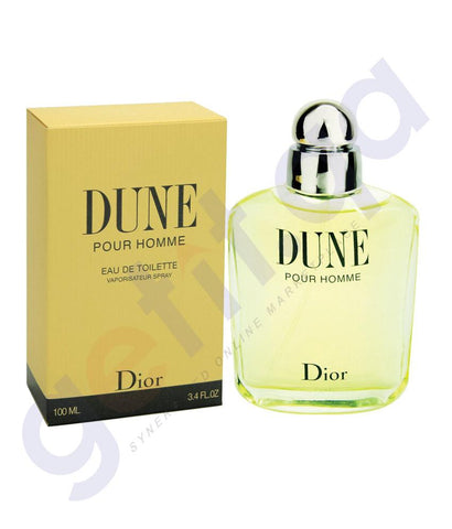 PERFUME - DIOR 100ML DUNE POUR HOMME EDT FOR MEN