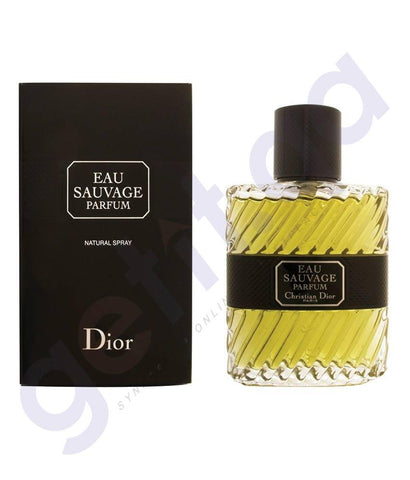 PERFUME - DIOR 100ML EAU SAUVAGE EDP FOR MEN
