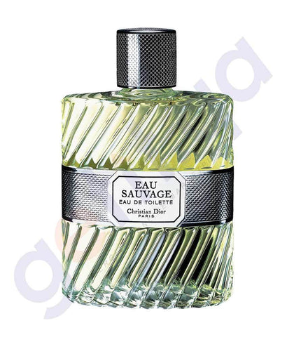 PERFUME - DIOR 100ML SAUVAGE EDT FOR MEN