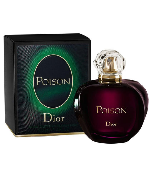 PERFUME - DIOR POISON EDT 100ML FOR WOMEN