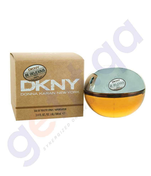 PERFUME - DKNY 100ML BE DELECIOUS EDT FOR MEN