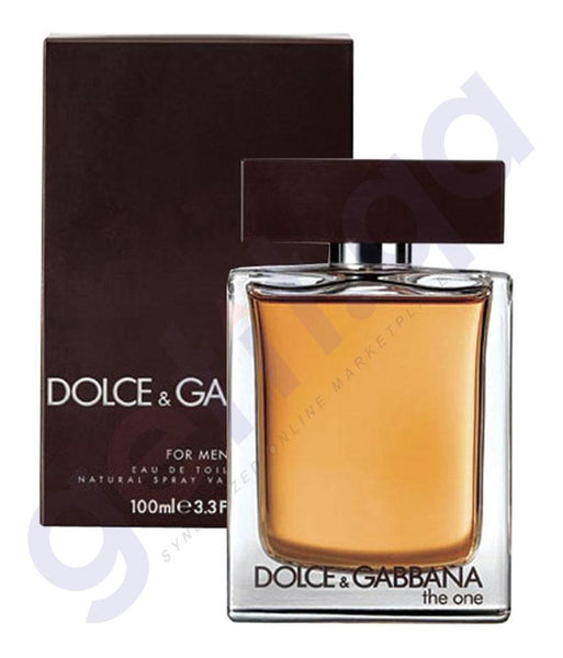 PERFUME - DOLCE & GABBANA 100ML THE ONE EDT FOR MEN