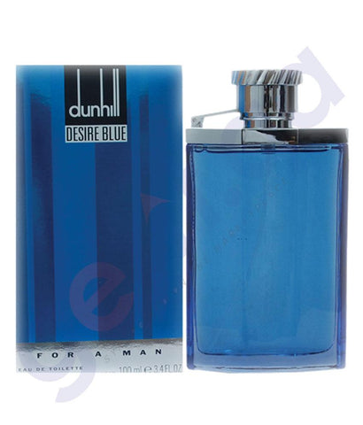 PERFUME - DUNHILL 100ML DESIRE BLUE EDT FOR MEN