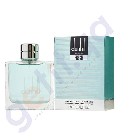 PERFUME - DUNHILL 100ML FRESH  EDT FOR MEN