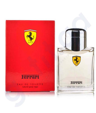PERFUME - FERRARI RED EDT 125ML FOR MEN