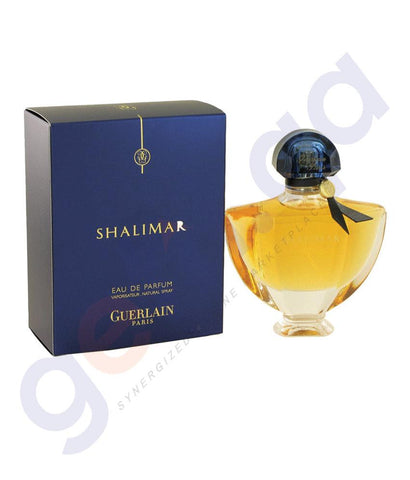 PERFUME - GUERLAIN SHALIMAR EDP 90ML FOR WOMEN