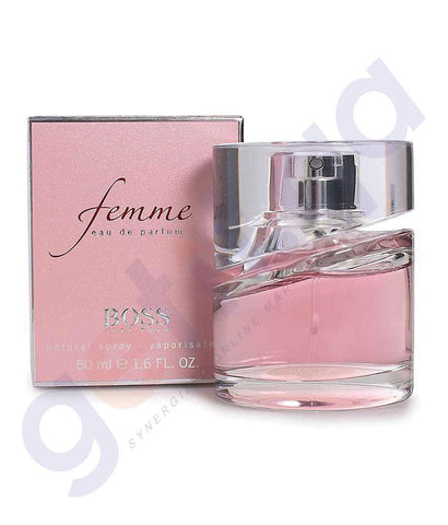 PERFUME - HUGO BOSS FEMME EDP  FOR WOMEN