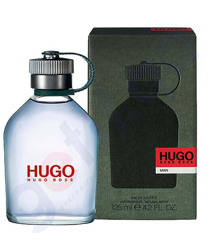 PERFUME - HUGO BOSS GREEN MAN EDT 125ML FOR MEN