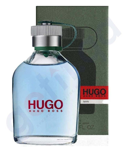 PERFUME - HUGO BOSS GREEN MAN EDT 75ML FOR MEN