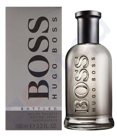 PERFUME - HUGO BOSS NO 6 EDT 100ML FOR MEN