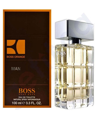 PERFUME - HUGO BOSS ORANGE EDT 100ML FOR MEN