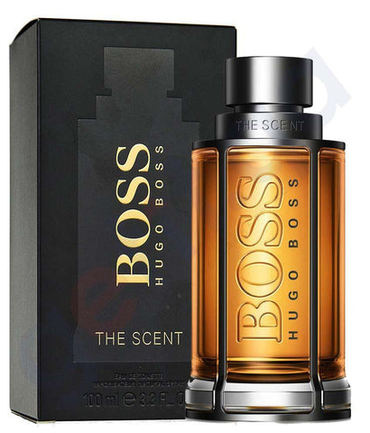 PERFUME - HUGO BOSS THE SCENT EDT 1OOML FOR MEN