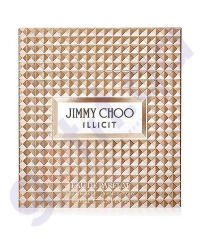 PERFUME - JIMMY CHOO  ILLICIT EDP 100ML FOR WOMEN