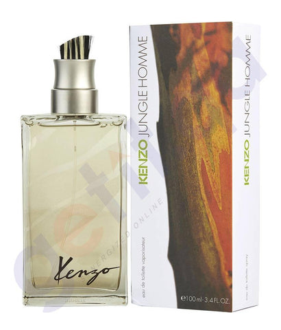 PERFUME - KENZO 100ML JUNGLE HOMME EDT FOR MEN