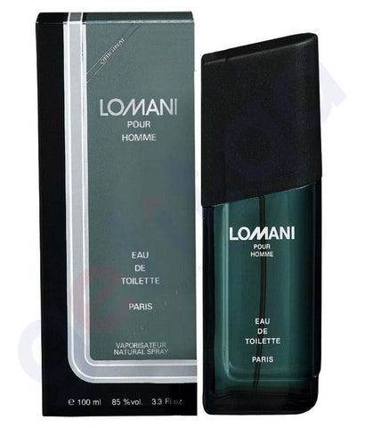 PERFUME - LOMANI POUR HOMME FOR MEN 100ML