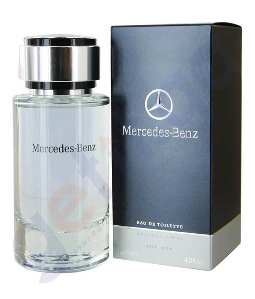 PERFUME - MERCEDES BENZ 120ML EDT FOR MEN