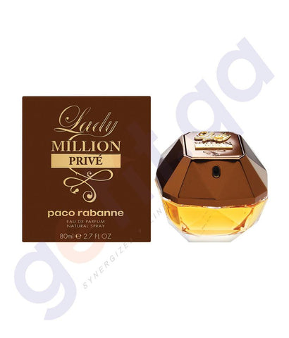 PERFUME - PACO RABANNE LADY MILLION PRIVE P/R EDP 80ML FOR WOMEN