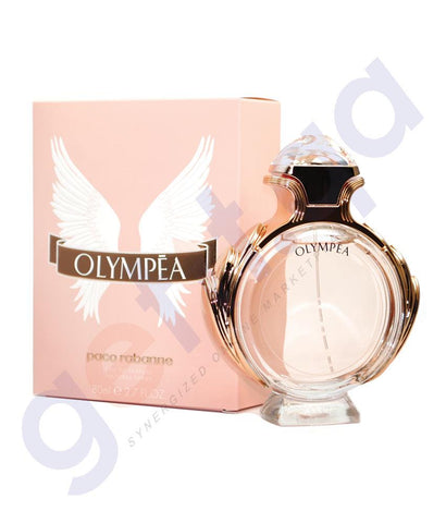 PERFUME - PACO RABANNE OLYMPEA EDP 80ML FOR WOMEN
