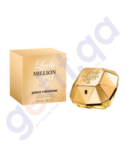 PERFUME - PACO RABANNE ONE MILLION LADY P/R EDP FOR WOMEN