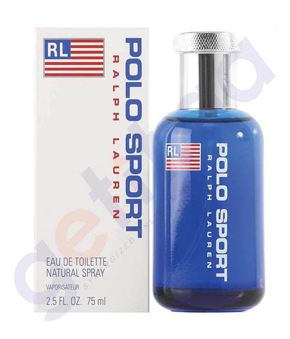 PERFUME - RALPH LAUREN 75ML POLO SPORT EDT FOR MEN