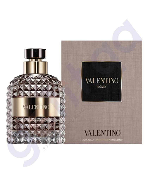 PERFUME - VALENTINO 100ML UOMO EDT FOR MEN