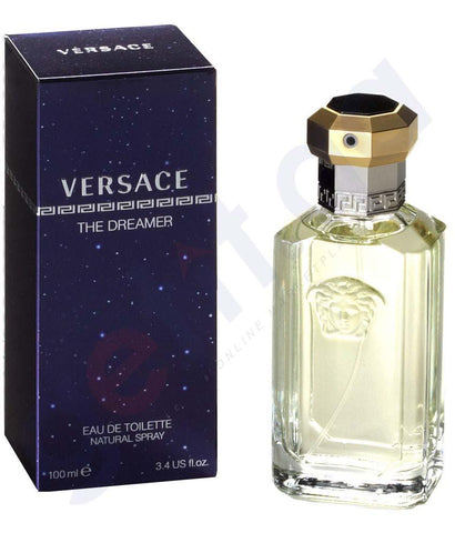 PERFUME - VERSACE THE DREAMER EDT 100ML FOR MEN