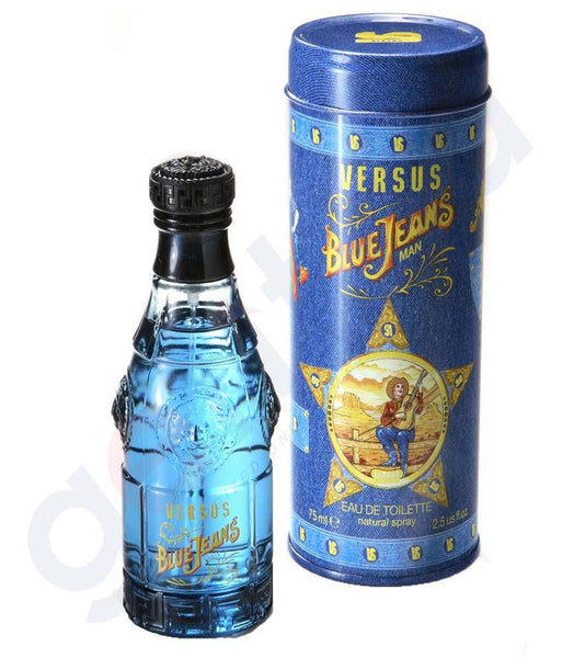 PERFUME - VERSUS BLUE JEANS EDT 75 ML FOR MEN