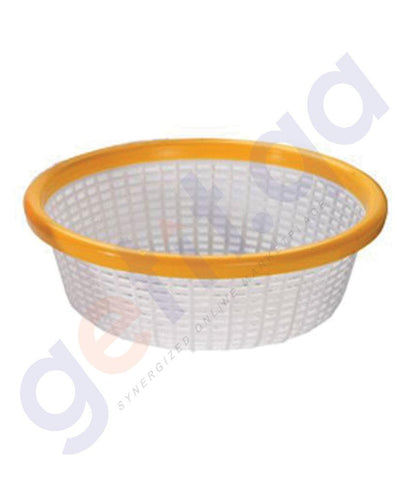 Plastic Products - DELUXE COLANDER PACK OF 2