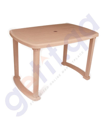 Plastic Products - JAIPUR DINING TABLE- SQUARE  - 0272